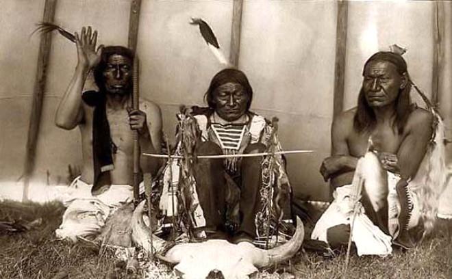 Kızılderili Atasözleri Foto Galerisi