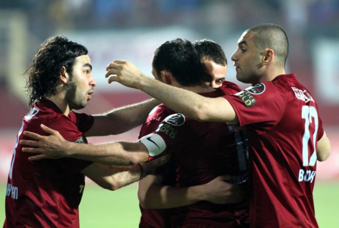 Trabzonspor - İstanbul B. B.
