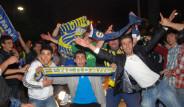 Kadıköy'de Şampiyonluk Çoşkusu