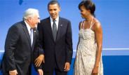 Obama Eşini Strauss-Kahn'dan Korudu!