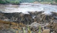 Simav'da Baraj Yıkıldı