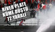 River Plate Küme Düştü: 72 Yaralı