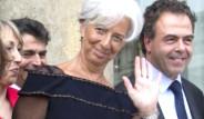 IMF Patroniçesi Şıklığıyla Göz Doldurdu