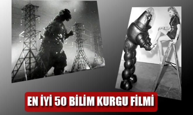 En İyi 50 Bilim Kurgu Filmi