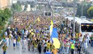Fenerbahçeli Öfke Yürüdü