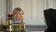 Clinton Fener Rum Patrikhanesi'nde