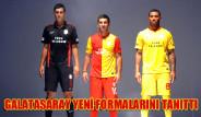 Galatasaray Yeni Formalarını Tanıttı