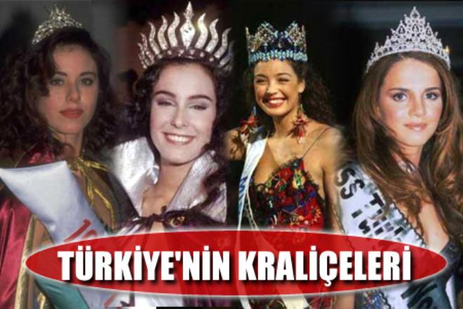 Türkiye'nin Kraliçeleri