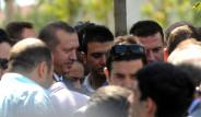 Başbakan Erdoğan, Cami Dışında Kaldı