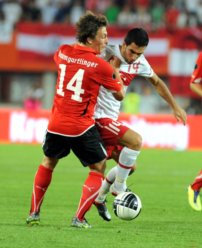 Türkiye Avusturya Maçı