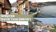 Türkiye'nin Tescilli 'Yavaş Şehirler'i