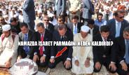 Erdoğan Namazda O İşareti Neden Yaptı?