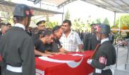 Şehit Cenazesinde Gerginlik