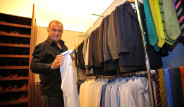 Fatih Terim'in Giyim Odası