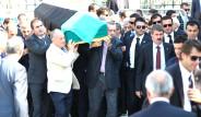 Tenzile Hanım'ın Cenazesinden Görüntüler