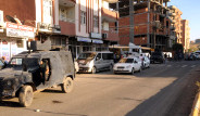 Cizre'de Polis Aracına Silahlı Saldırı