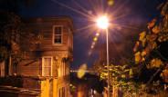 İzmit'te Muhteşem Gece Manzarası