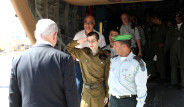 Gilad Şalit İsrail'e Ulaştı