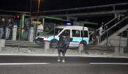 Metrobüs Yolunda Boğa Operasyonu