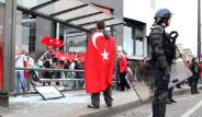 PKK Yandaşları Türklere Saldırdı