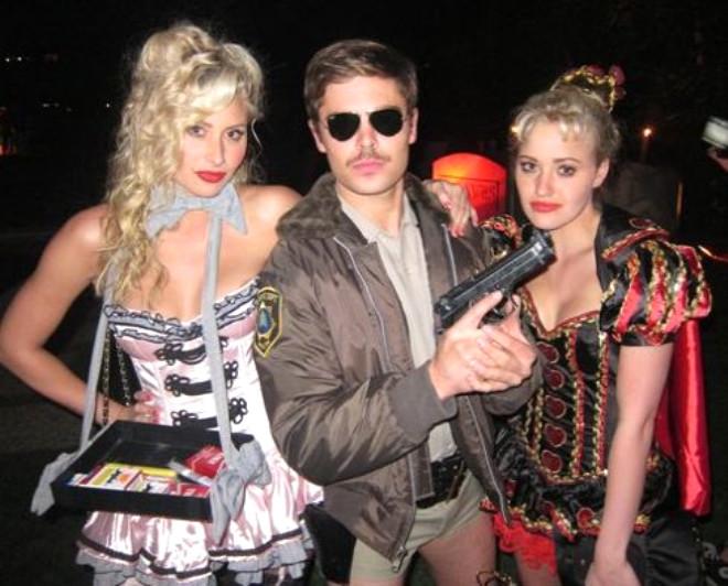 Hollywood Cadılar Bayramını Kutluyor