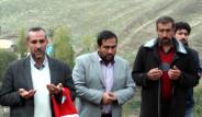 PKK'lının Mezarına Türk Bayrağı