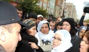 PKK'lı Annesine Boş Tabut