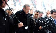 Erdoğan Kardan Adama Döndü