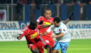 Mersin İdman Yurdu 1 - 1 Trabzonspor