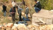 PKK'lı Teröristin Sığınak Tarifi