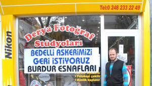 Burdur'da Bedelli İsyanı