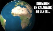 Dünyanın En Kalabalık 20 Ülkesi
