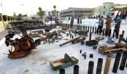 Kaddafi'nin Silahları Gün Yüzüne Çıkıyor