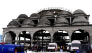 Nevşehir'de Cami İnşaatı Çöktü