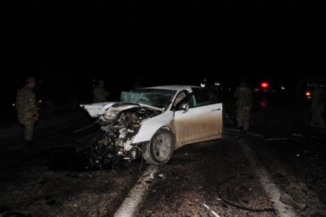 Kaymakam Kaza Yaptı: 2 Ölü