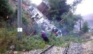 Osmaniye'de Tren Kazası