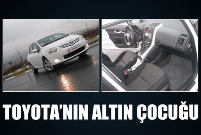 Toyota'nın Altın Çocuğu!