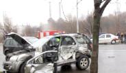 Lucescu Trafik Kazası Geçirdi