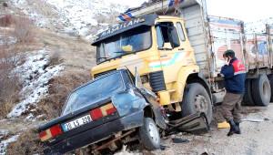 Burdur'da Feci Kaza: 2 Ölü