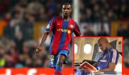 Barçalı Yıldız Maç Yolunda Kuran Okuyor