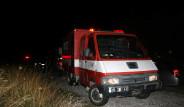 İzmir Açıklarında Askeri Uçak Düştü