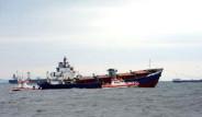 İstanbul'da Üç Gemi Çarpıştı