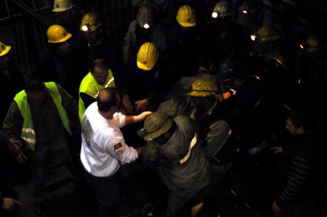 Kurayla İşe Girdiği Maden Ocağında Öldü