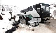 Elazığ'da Katliam Gibi Kaza
