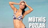 Adriana Lima'dan Müthiş Pozlar!