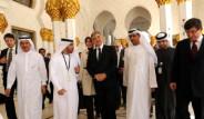 Abdullah Gül'ü Onlar Karşıladı