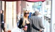 Paris Hilton Jartiyerle Sokakta!
