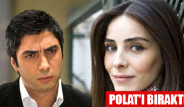Mahidevran Polat'ı Bıraktı