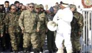 Cumhurbaşkanı Abdullah Gül Tatbikatta