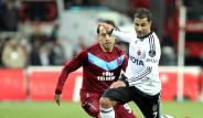 Beşiktaş 1 - Trabzonspor 2